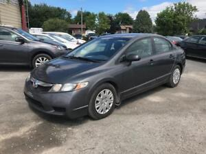 2010 Honda Berline Civic DX-A