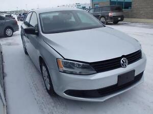 2013 Volkswagen Jetta, Heated seats,5 speed,only38kms
