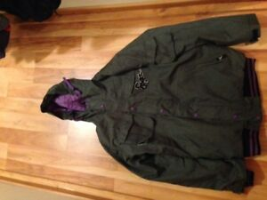Saga Ski/Snowboard Jacket