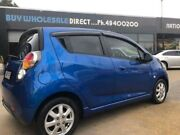 2012 Holden Barina Spark MJ MY12 CD Blue 5 Speed Manual Hatchback Islington Newcastle Area Preview