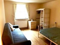 BETHNAL GREEN,E2,SPACIOUS 2 DOUBLE BED APARTMENT,NO LOUNGE