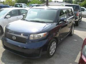 2008 Scion xB RUNS AND DRIVES CERTIFIED OR SELL AS-IS BEST OFFER