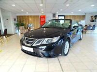 2009 Saab 9-3 1.9 TiD 150 Linear SE 2dr Convertible - Heated seats- Bluetooth