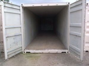 For Rent/Sale Shipping and Storage Containers (SeaCans) - 40' an