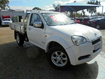 2010 Great Wall V240 White Manual Cab Chassis Hastings Mornington Peninsula Preview