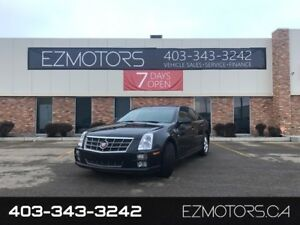 2009 Cadillac STS4--AWD-luxury!