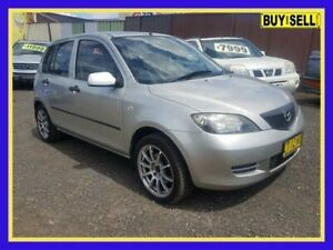 2004 Mazda 2 DY10Y1 Neo Silver Automatic Hatchback Lansvale Liverpool Area Preview