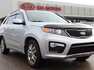 2013 Kia Sorento SX AWD, DUAL SUNROOF, HEATED SEATS, HEATED WHEE