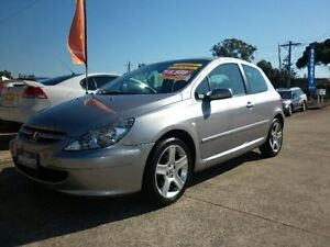 2003 Peugeot 307 XSI Silver 4 Speed Tiptronic Hatchback North St Marys Penrith Area Preview