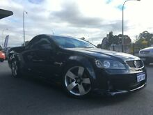 2009 Holden Commodore VE MY09.5 SS Black 6 Speed Automatic Utility Beckenham Gosnells Area Preview