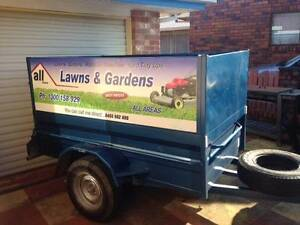Lawn Mowing  existing Franchise Aroona Region Aroona Caloundra Area Preview