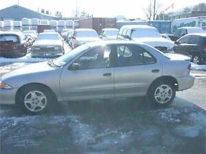 2002 Chevrolet Cavalier LS