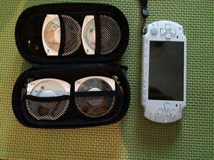 White Darth Vader PSP Bundle for sale