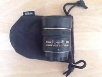 Nikon AF DX 10.5mm f/2.8G ED Fisheye Lens Nikkor 10.5 mm f2.8 Japan Made