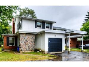 4 BEDROOM CONDO TOWNHOUSE CURRENTLY BEING RENTED $2200 / MONTH Kitchener / Waterloo Kitchener Area image 1