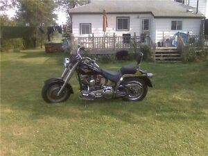 for sale or trade 94 harley davidson fatboy
