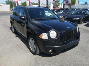2010 Jeep Compass North Edition, 4X4, GROUPE ELECT. MAGS, 2.4L
