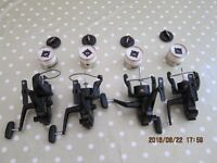 Four Shimano 4500B Baitrunner Reels in Superb Condition at £85.00 each