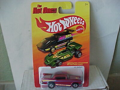 Hot Wheels The Hot Ones 57 Chevy