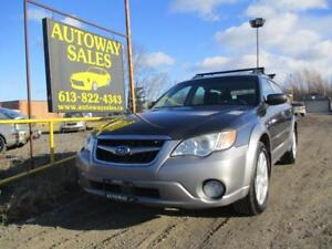 2008 Subaru Outback AWD Automatic ** LOADED**