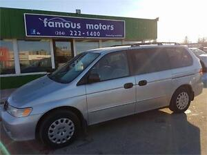 "2002 Honda Odyssey LX ""FRESH SAFETY/GREAT CONDITION/LOW PRICE"""
