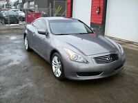 2010 Infiniti G37x G37X/PREMIUM PKG/ROOF/NAVI/LEATHER/LOADED