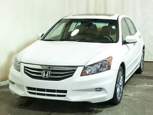 2011 Honda Accord EX-L V6 Sedan Automatic w/ Leather, Sunroof, A