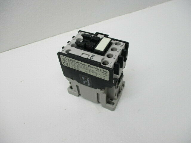 ADAVANCE CONTROLS C12  * NEW NO BOX *