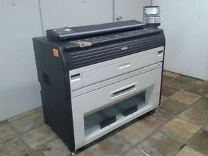 Plotter to Sell: Used Kyocera KW-3650W - $500 Kawartha Lakes Peterborough Area image 1