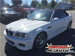 BMW M3 Convertible Cuir MAGS *Condition Exceptionnelle* 2004
