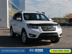 2012 Hyundai Santa Fe Limited AWD A/C TOIT CUIR CAMERA NAV BLUET