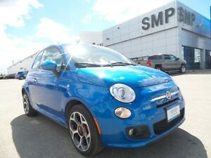 2016 Fiat 500 Sport, Bluetooth, keyless entry, A/C, SMP
