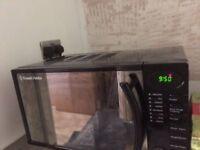 Russell Hobbs Microwave - Freestanding