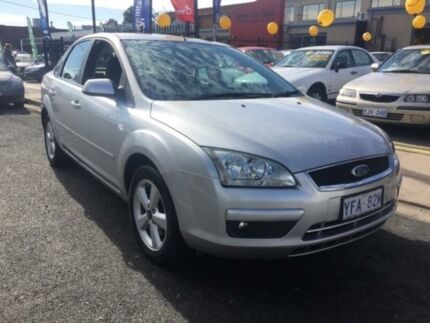 2007 Ford Focus LT LX Silver 4 Speed Automatic Sedan Phillip Woden Valley Preview