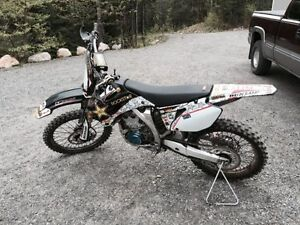 2007 Yamaha YZF250F Ready to ride  Sell or Trade