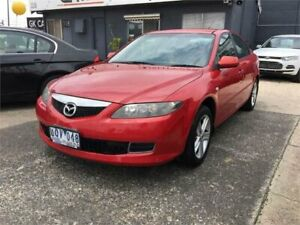 2006 Mazda 6 GG1032 Classic Red Manual Hatchback Dandenong Greater Dandenong Preview