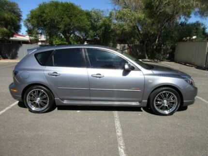 2005 Mazda 3 BK SP23 5 Speed Manual Hatchback Clearview Port Adelaide Area Preview