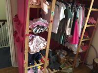 Home polycotton wardrobe for child