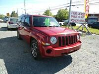 2009 JEEP PATRIOT NORTH EDITION 4X4 AUTO EXTRA CLEAN NEW MVI.