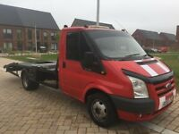 Ford transit recovery truck mk7 conversion May swap px
