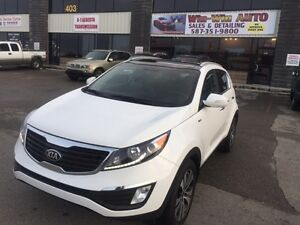 2013 KIA Sportage EX AWD GRAND OPENING SPECIAL