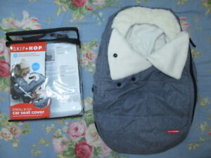 Skip Hop Car Seat Cover Stoll & Go ~NEW!!!