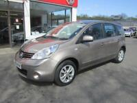 Nissan Note 1.6 Acenta Automatic 5dr PETROL AUTOMATIC 2010/59