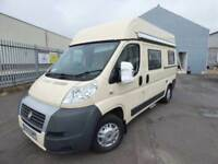 Fiat Ducato East Neuk Fifer DIESEL MANUAL 2009/09