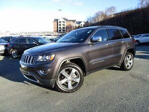 2016 Jeep GRAND CHEROKEE Limited (ORIGINALLY $56760, NOW $39980)