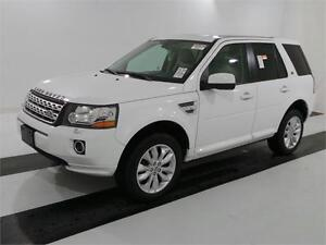 2013 Land Rover LR2 AWD-LEATHER-DUAL ROOF-ONLY 90KM