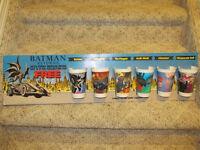 Batman McDonald's collection (various) -