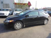 2007 Honda Civic Cpe DX-G