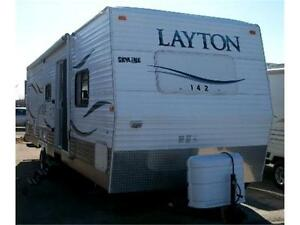 2008 LAYTON 3150 PARK MODEL