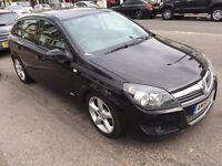 Vauxhall Astra 1.9 CDTi SRi 5dr SMOOTH DRIVE 2008 (58 reg), Hatchback